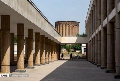 تصاویرافتتاح مجموعه تاریخی رازی در سایه برج ظغرل