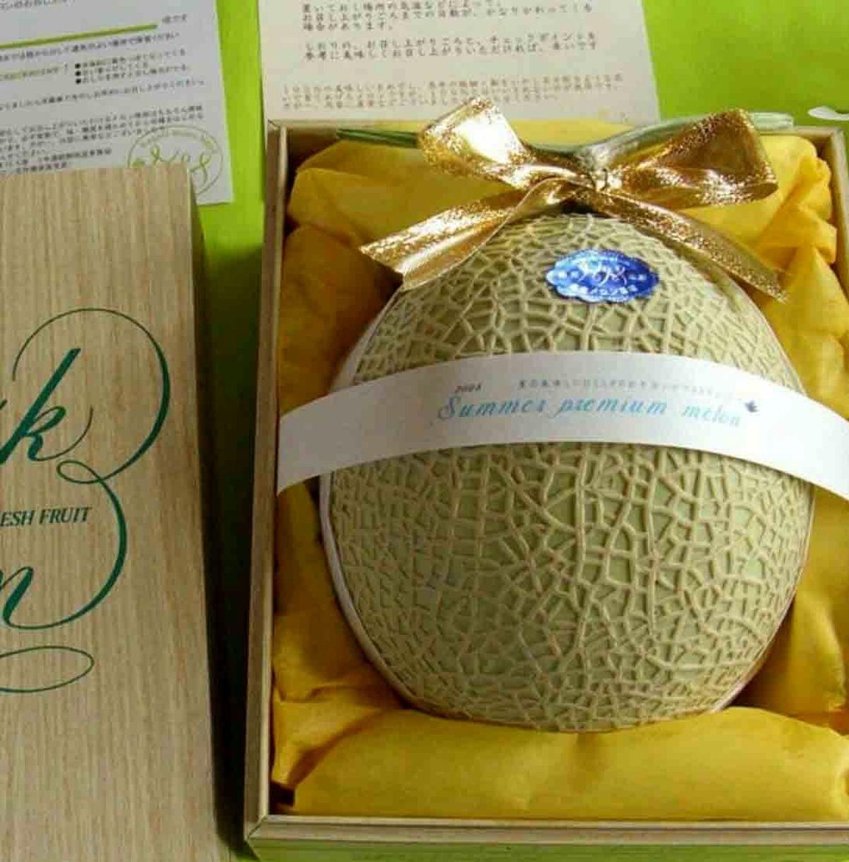 گران ترین میوه جهان؛یک عدد 16 هزار دلار| عکس