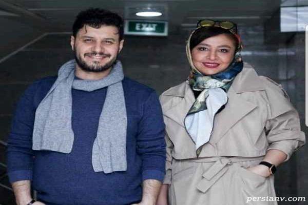 عکس های دو نفره جواد عزتی و همسرش + هنوز هم عاشق هم هستیم!