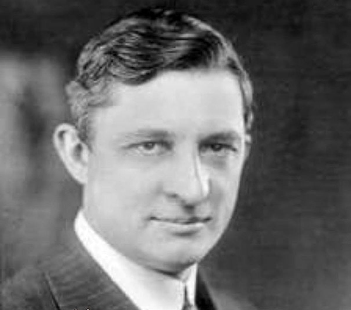 عکس ویلیس کریر مخترع کولر گازی