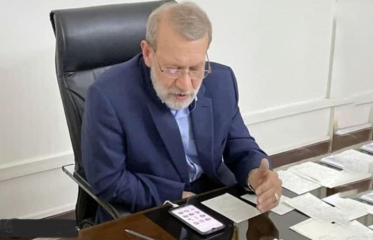 اولین آزمون سخت علی لاریجانی در انتخابات 1400 + جزئیات