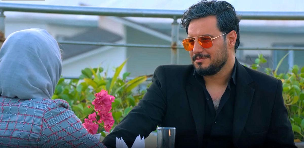 عینک آفتابی تام فورد جواد عزتی + عکس های دیده نشده زخم کاری