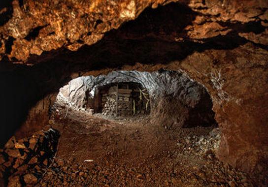 معدن هفت هزارساله فیروزه