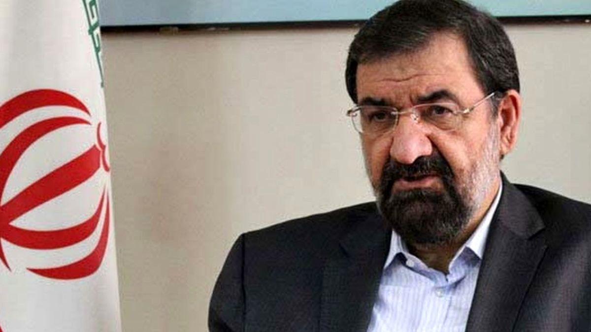 محسن رضایی پیروزی رئیسی را تبریک گفت + توئیت