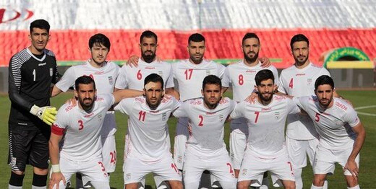 تصاویر و جزئیات جدید لباس تیم ملی فوتبال ایران