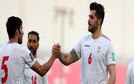 وضعیت سعید عزتاللهی پس از جراحت شدید بازی با عراق