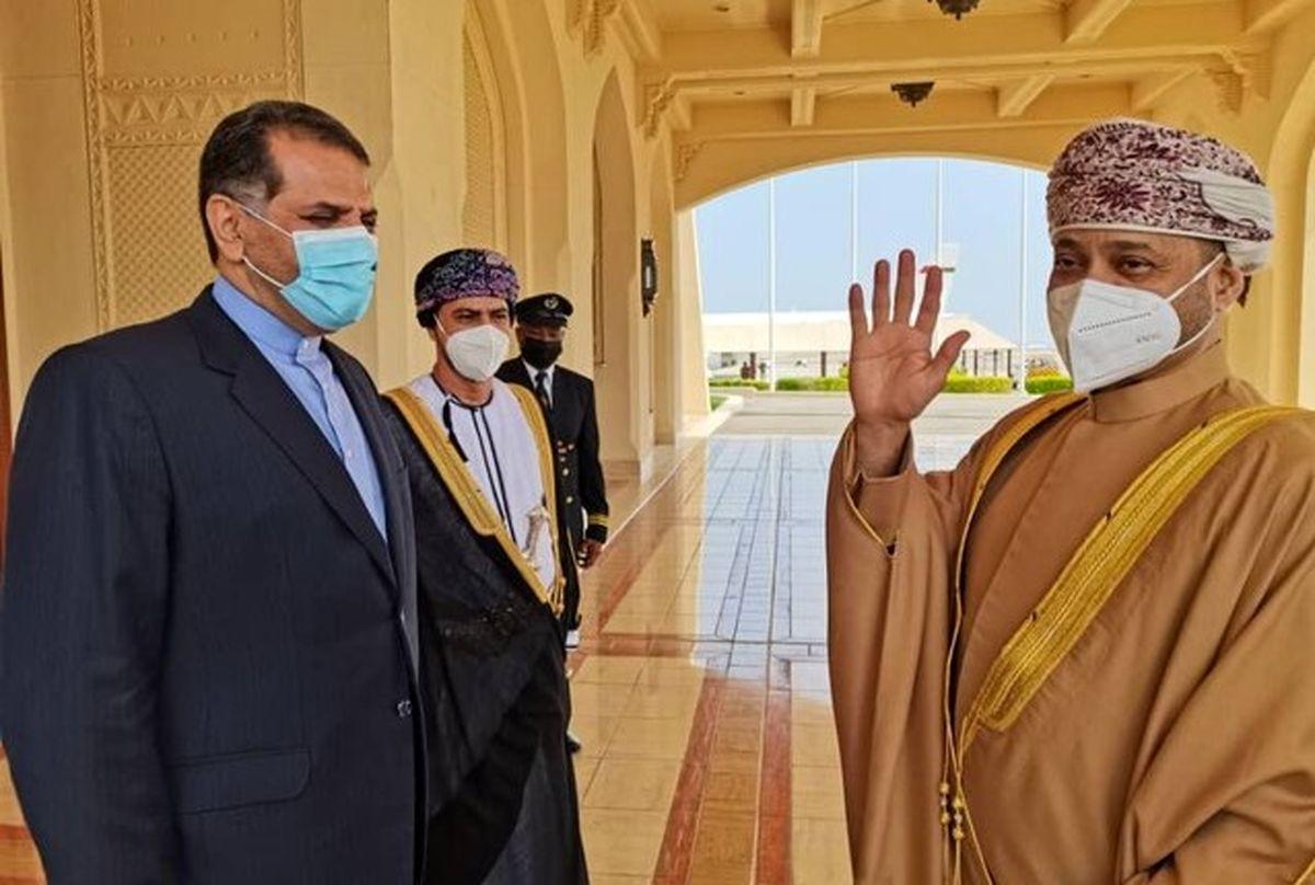 سفر وزیر خارجه عمان به تهران برای شرکت در مراسم تحلیف رئیسی