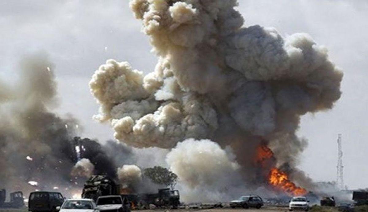 کشته شدن 4 نفر در انفجار مشکوک در سلیمانیه