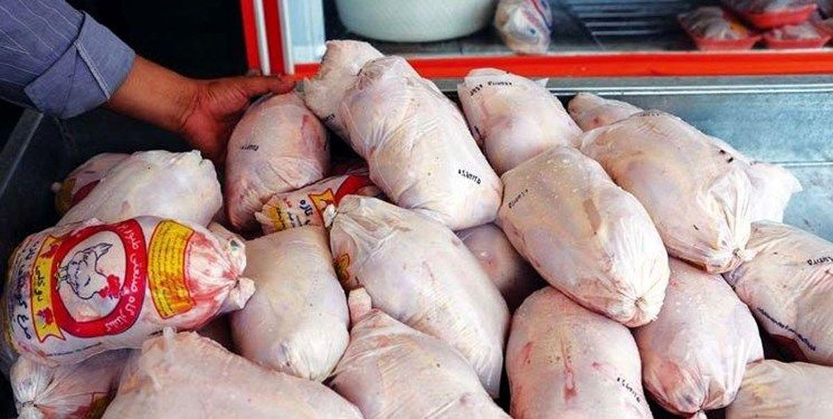 قیمت مرغ و تخم مرغ در میادین تره بار (۱۴۰۰/۰۳/۱۱) + جدول