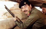 روزی که دیکتاتور عراق گریست!