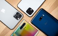 جدیدترین قیمت گوشی موبایل ۱۴۰۰/۰۱/۰۱ + جدول