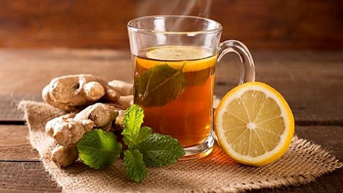 خواص حیرت انگیز چای زنجبیل / با این چای به جنگ بیماری ها بروید