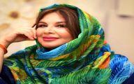 رنگ لبخند بر صورت شهره سلطانی/عکس