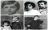 عکسهایی از کودکی انیشتین