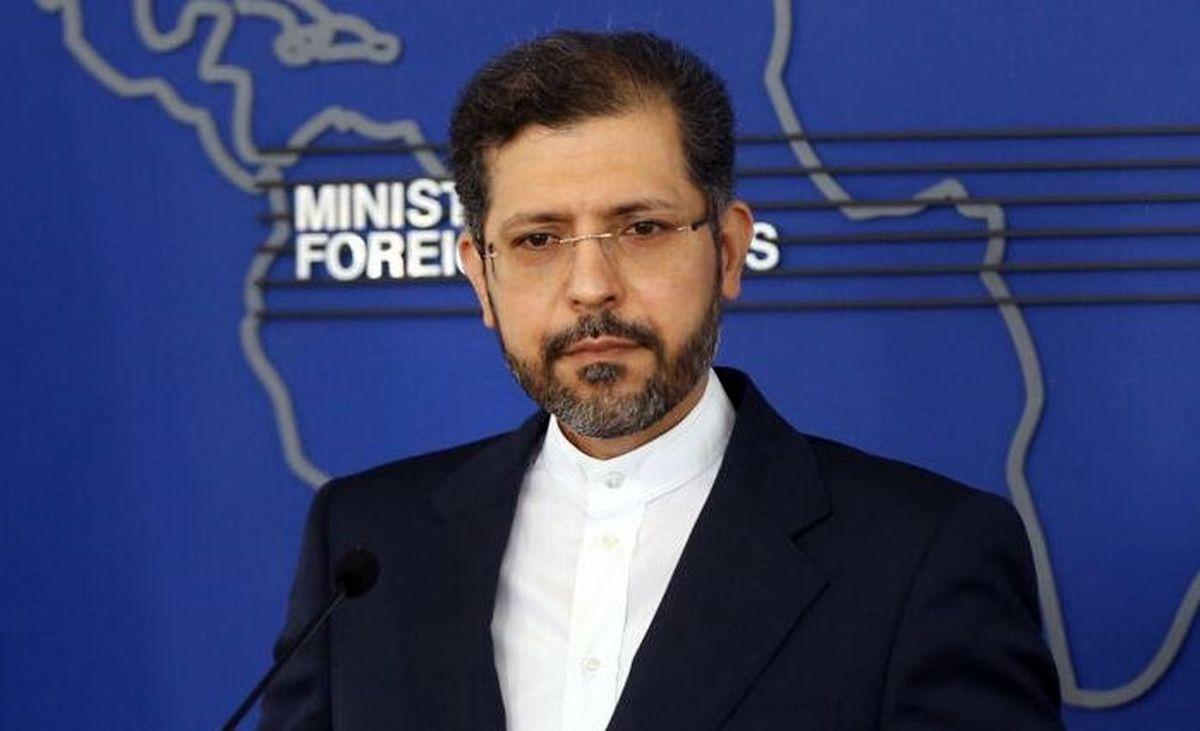 خطیبزاده: درباره اظهارات اسرائیل در خاک آذربایجان بارها تذکر دادیم