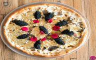 مواد باورنکردنی در تهیه گرانترین پیتزای جهان!