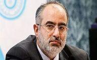 طعنه تند انتخاباتی حسام الدین آشنا + توئیت