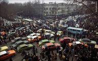 عکس دیده نشده از تهران، خیابان ولیعصر قبل از ۱۳۷۰
