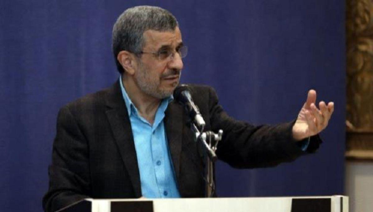 اظهارات جنجالبرانگیز احمدی نژاد درباره ثروت بنیاد مستضعفان و ستاد اجرایی فرمان امام(ره)