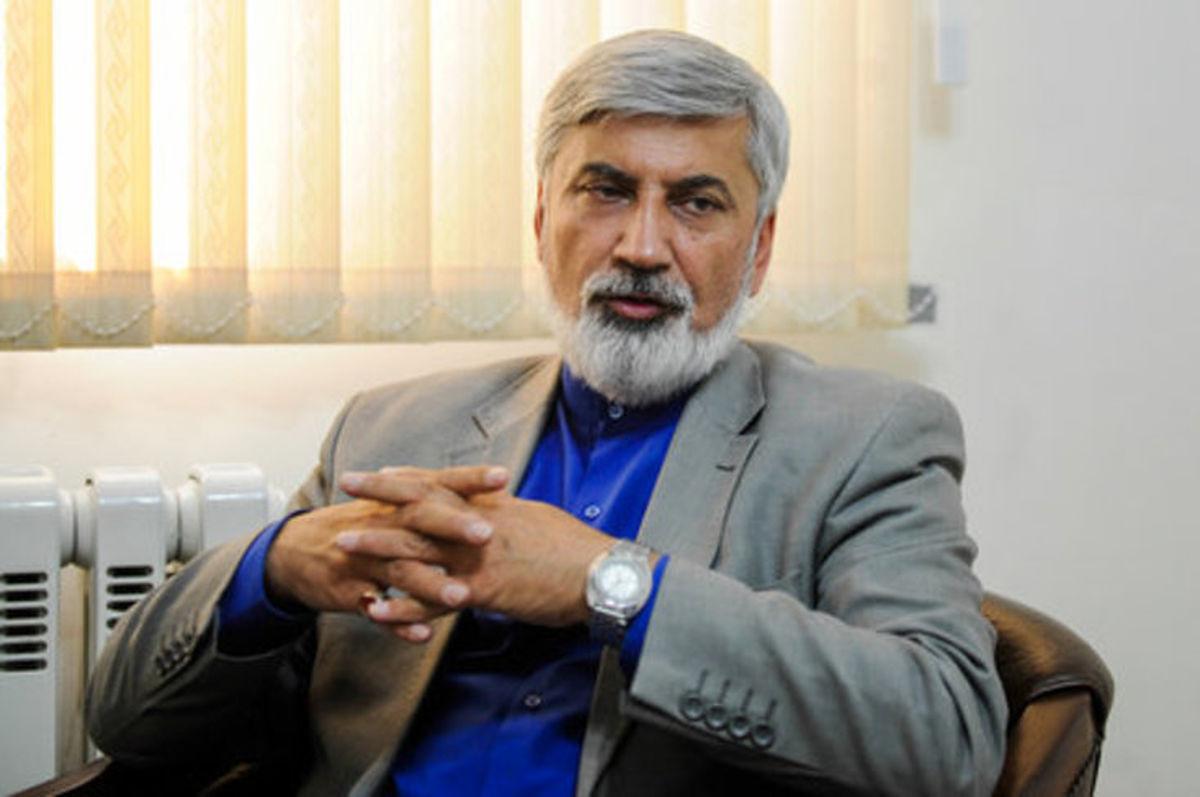پیشبینی ترقی از آینده سعید محمد؛ شورای نگهبان هم تایید کند مردم توجه دارند/ کسانی که بدون توجه با بمباران تبلیغاتی یک نفر را مطرح میکنند باید پاسخگو باشند