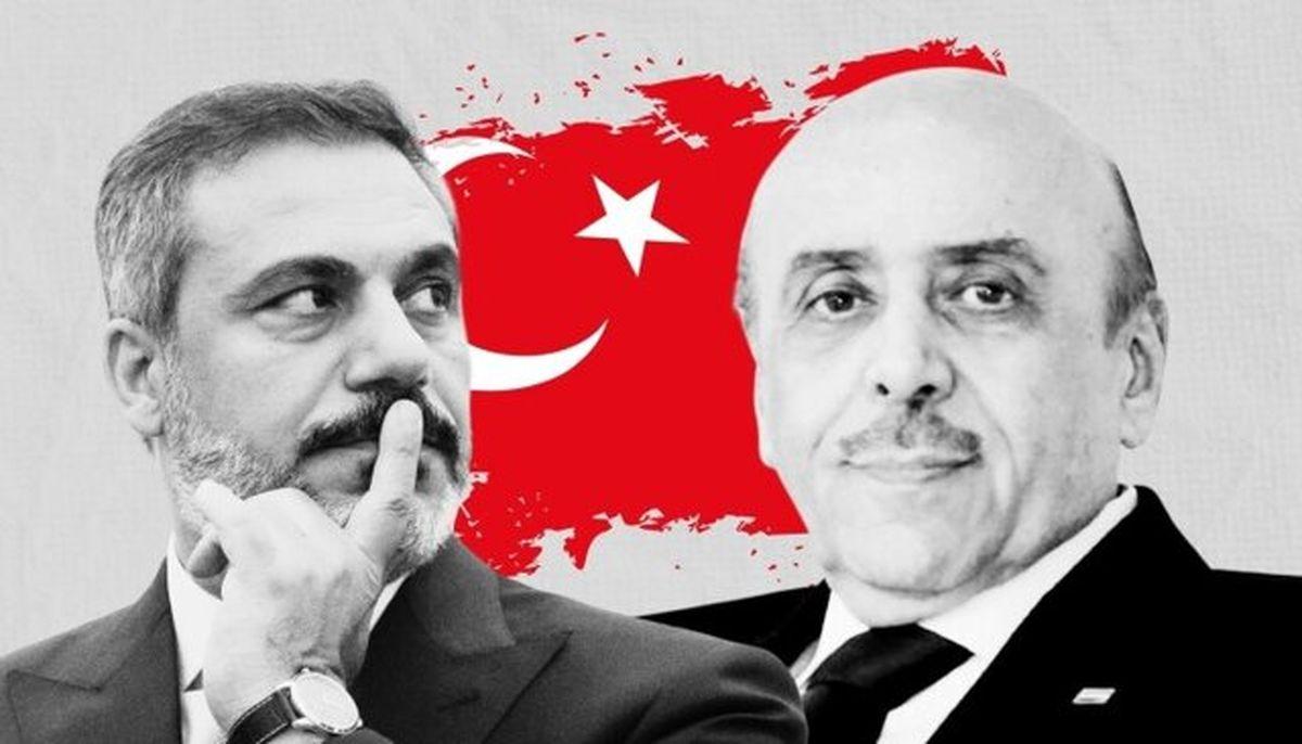 دیدار مقامات اطلاعاتی ترکیه و سوریه با میانجیگری الکاظمی در بغداد