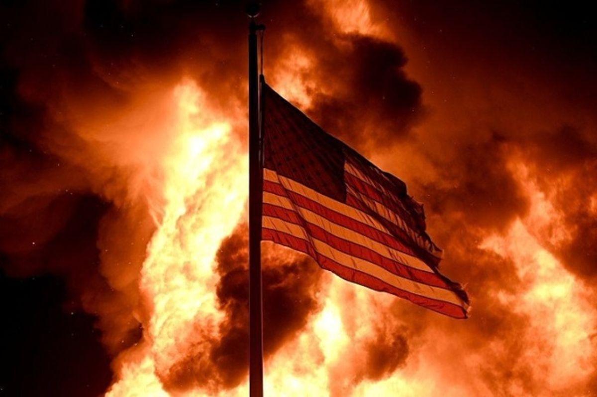 آمریکا در آستانه جنگ بزرگ! / آیا زنگ خطر برای آمریکا به صدا در آمده است؟