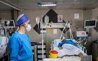 شلوغی بیمارستانها در موج چهارم کرونا+عکسها