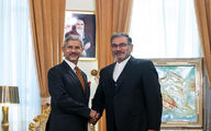 تصاویر / دیدار وزیر امور خارجه هند با شمخانی