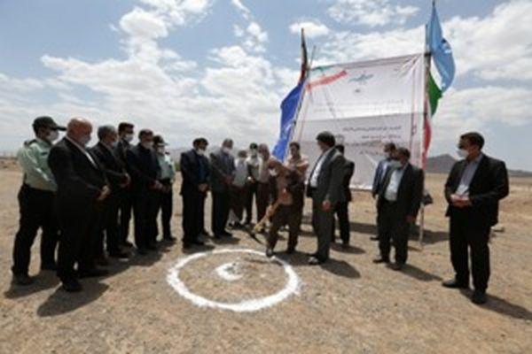با سرمایه گذاری چادرملو عملیات بهسازی جاده چادرملو به بهاباد آغاز شد
