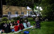 تصاویر/ سفرههای افطاری در پارک های تهران