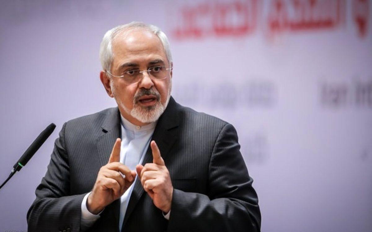 ظریف: حکم بازداشت ترامپ از سوی عراق با پیگیری وزارت خارجه صادر شد + جزئیات