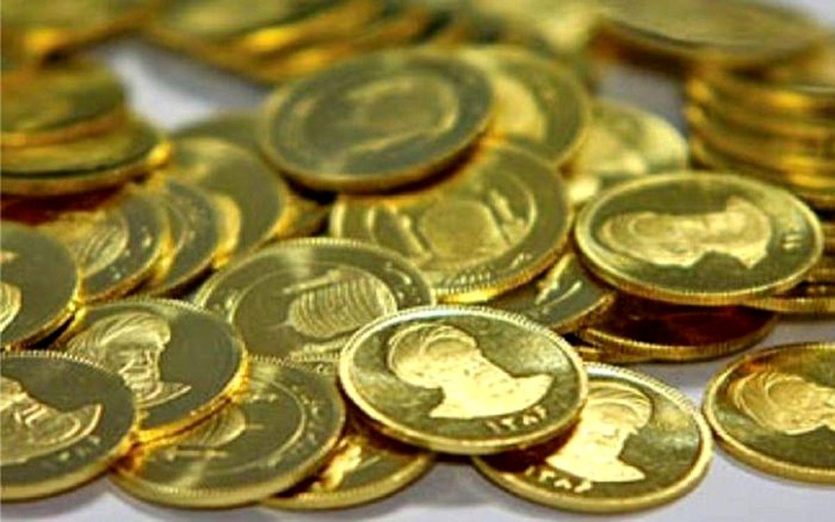 قیمت سکه صعودی شد