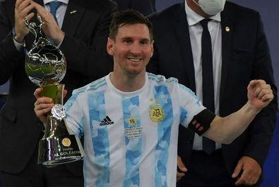 قهرمانی آرژانتین