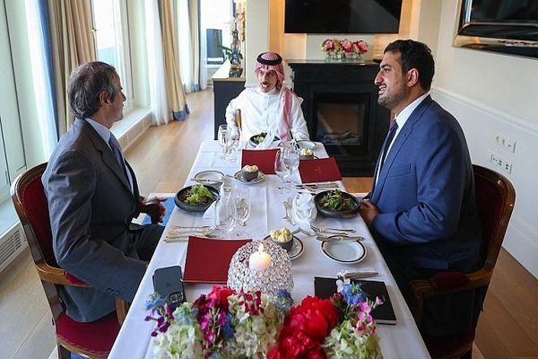 پشت پرده گفتگوی وزیر خارجه عربستان با مدیرکل آژانس درباره ایران