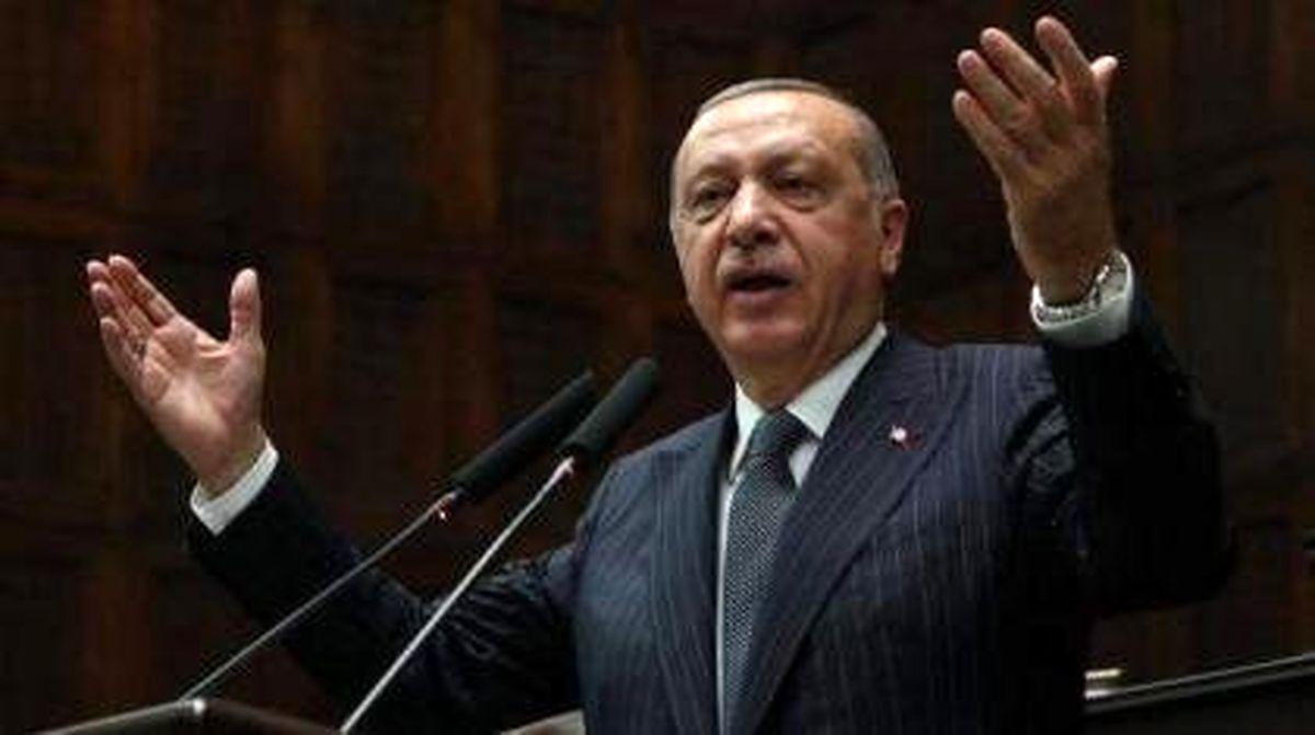 موضع تند اردوغان درقابل آمریکا | پولمان را پس دهد