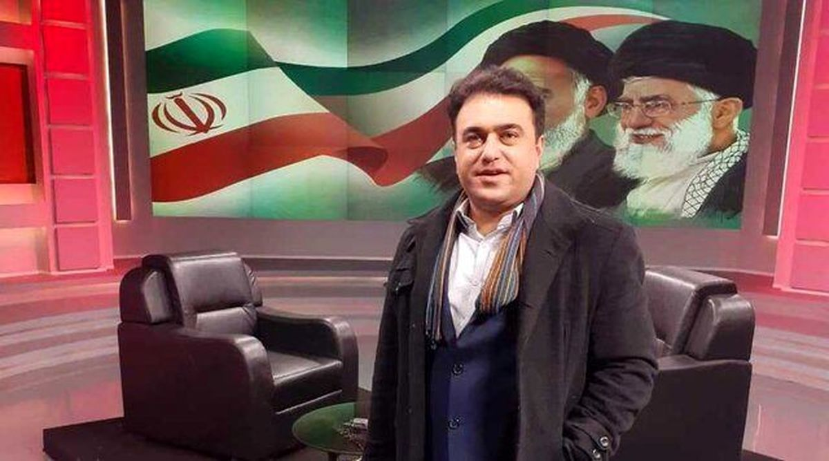 درگذشت ماهان عابدین دبیر بریتانیای پرس تی وی؛عکس