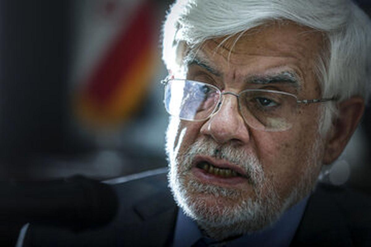 جدیدترین موضع عارف برای نامزدی در انتخابات 1400