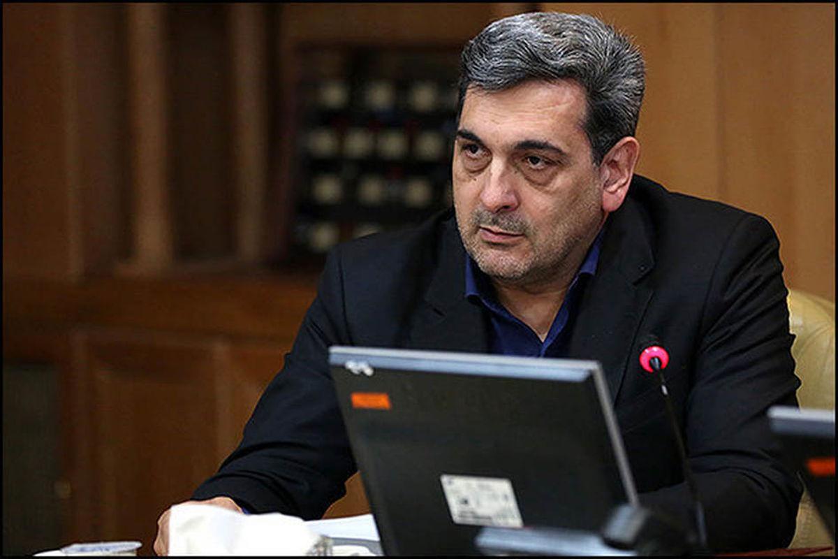 حناچی شهردار تهران: از بهشت به جهنم نمیروم
