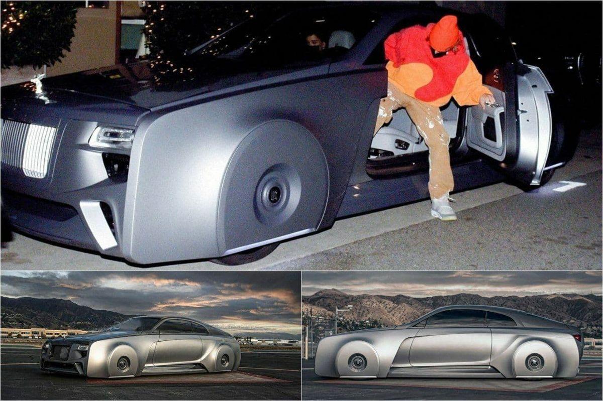 رونمایی از ماشین جاستین بیبر پس از سه سال! +عکس