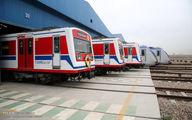 بهرهبرداری از 57 دستگاه واگن جدید مترو با حضور قالیباف/ تصاویر