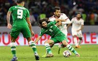ادعای عجیب رسانه عراقی: بازی با ایران تبانی بود!