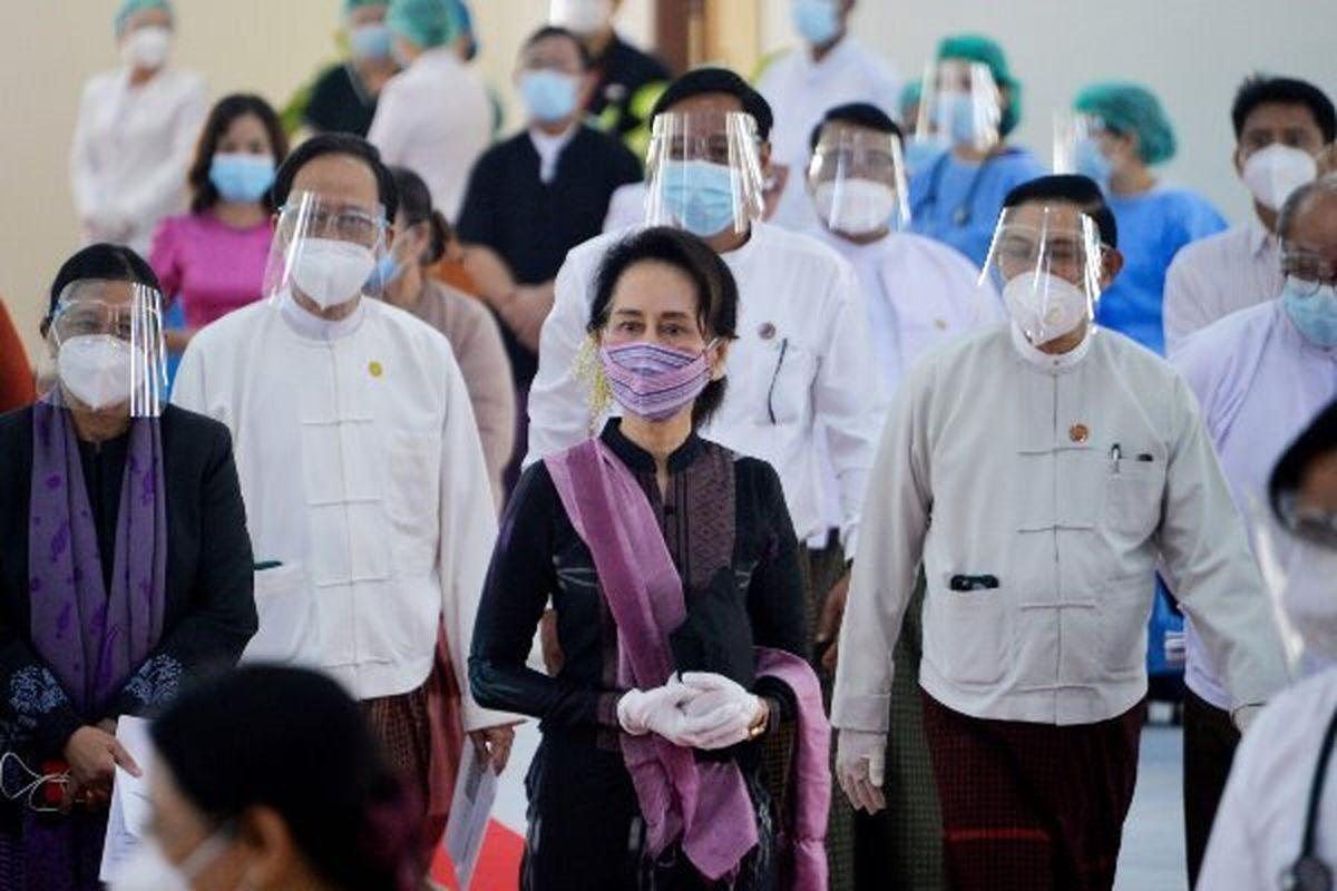 محاکمه «آنگ سان سوچی» آغاز می شود