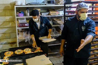 نذری پیتزا