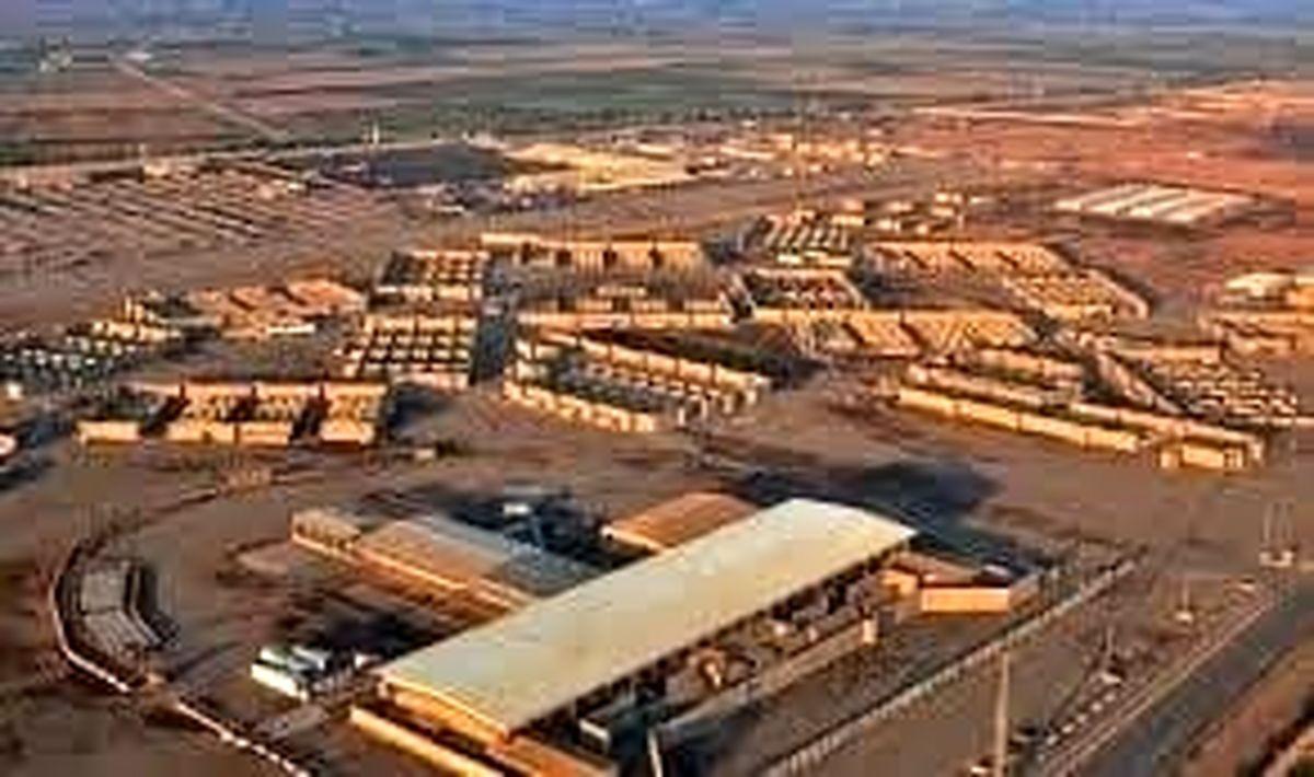 خبر فوری: حمله راکتی به پایگاه نظامیان آمریکایی در بغداد