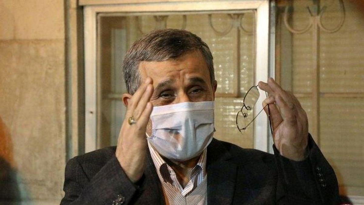 یک ادعای جنجالی: احمدی نژاد با اجنه ارتباط دارد؟