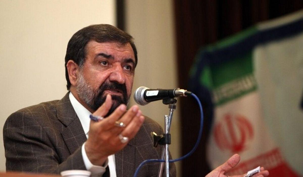 محسن رضایی: ایران بزرگ بوجود بیاید ۱۵ کشور به ایران وصل میشوند