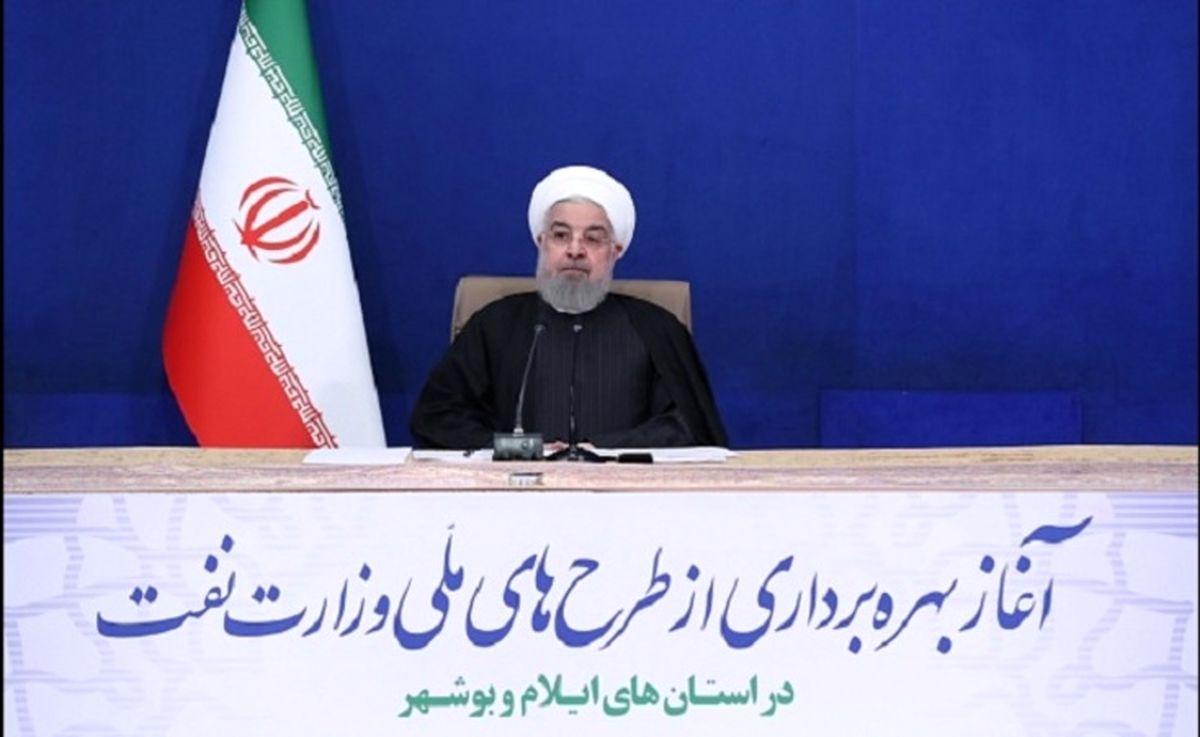 پیام جدی روحانی به آمریکا درباره رفع تحریم های ایران + جزئیات
