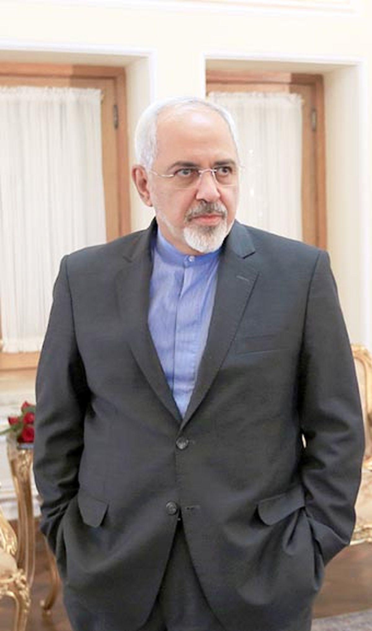 توییت جدید ظریف درباره لغو تحریم های آمریکا علیه ایران