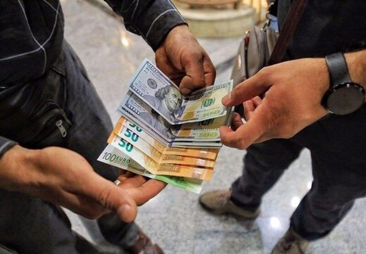 آخرین قیمت دلار و یورو در صرافی ملی امروز 6 مهر