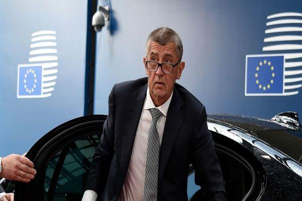 درخواست ضد روسی چک از اروپا